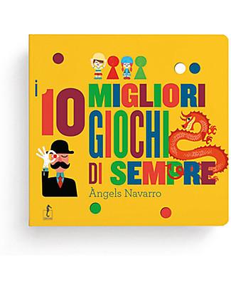 L'ippocampo Ragazzi I 10 Migliori Giochi di Sempre, Tavole Gioco e Pedine Libri