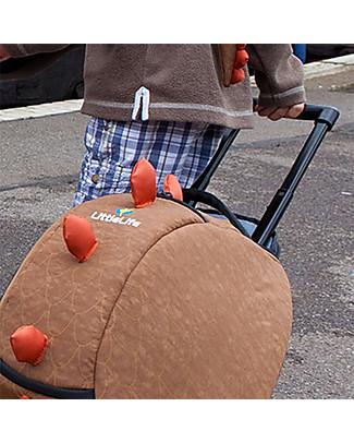 LittleLife Trolley Bimbo, Dino il Dinosauro - Per Piccoli Viaggiatori! Valigette