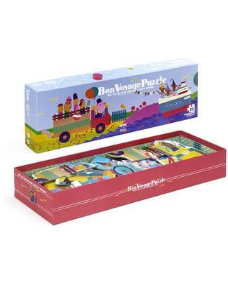 Londji Puzzle - Bon Voyage - 22 Pezzi (cartone riciclato!) Puzzle