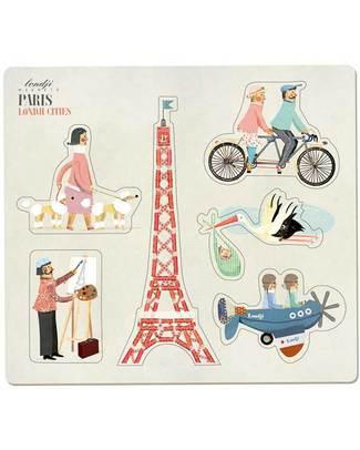 Londji Set Calamite Parigi - 6 Calamite Giochi Di Una Volta