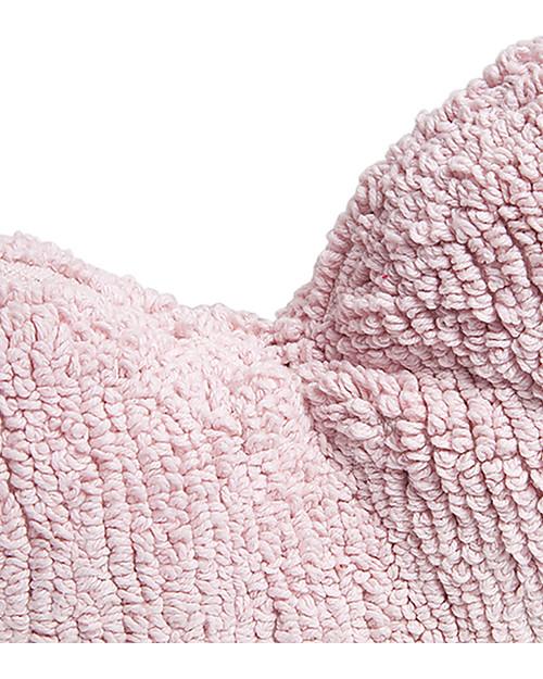 Lorena Canals Cuscino Cuore Rosa – 100% Cotone (Lavabile a in Lavatrice!) Cuscini Arredo