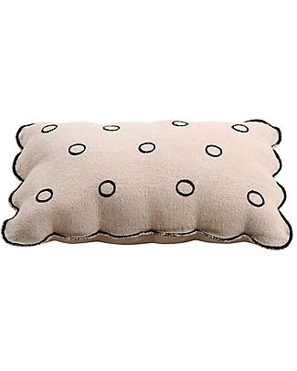 Lorena Canals Cuscino Lavabile Biscotto - 100% cotone (35 x 50 cm) Cuscini