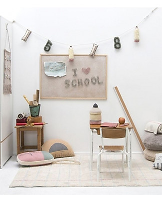 Lorena Canals Ghirlanda Back to School - Lunghezza 240 cm Decorazioni