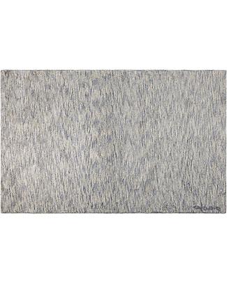 Lorena Canals Grande Tappeto Lavabile Mix Grigio Pietra - 100% Cotone (140 x 200 cm) Nuovo Modello! Tappeti