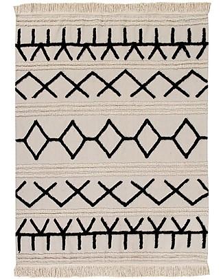 Lorena Canals Tappeto Lavabile Canvas, Bereber - 100% Cotone (120 x 160cm)  Tappeti