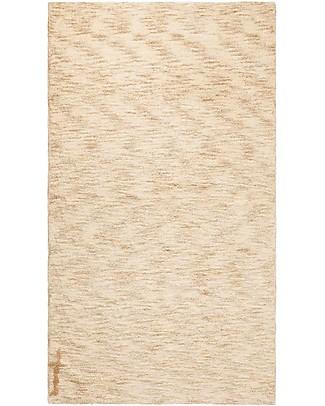 Lorena Canals Tappeto Lavabile Mix - Beige Sabbia - 100% Cotone (90x160cm)  Tappeti