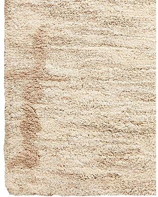 Lorena Canals Tappeto Lavabile Mix - Sabbia - 100% Cotone (90x160cm) Nuovo Modello! Tappeti