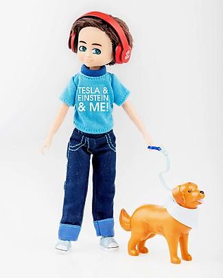 Lottie Bambola Lottie Flynn con Cagnolino Cookie Bambole