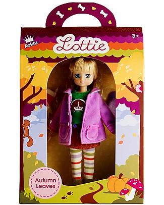 Lottie Bambola Lottie Foglie di Autunno Bambole
