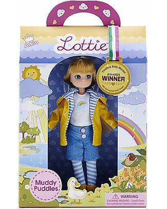 Lottie Bambola Lottie Giorni di Pioggia Bambole