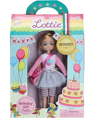 Lottie Bambola Lottie la Festeggiata Bambole