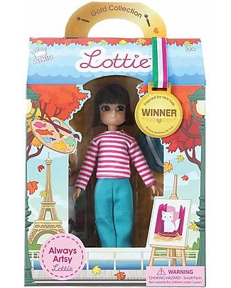 Lottie Bambola Lottie L'Artista Bambole
