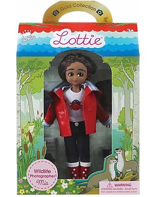 Lottie Bambola Lottie Mia Fotografa della Natura - Edizione Limitata Bambole