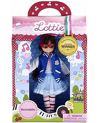 Lottie Bambola Lottie Rockabilly Bambole