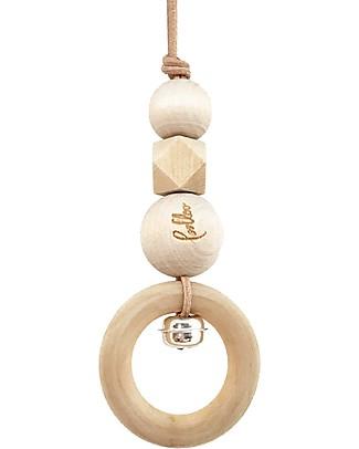 Loullou Baby Bell, Gioco da Appendere - Legno di Betulla Giostrine
