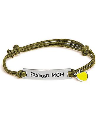 MAMIJUX Bracciale M'AMI Tag, Fashion MOM - E tu che tipo di mamma sei? Bracciali