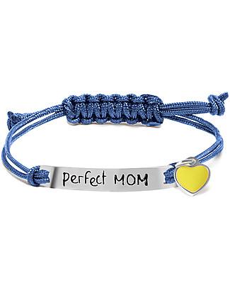 MAMIJUX Bracciale M'AMI Tag, Perfect MOM - E tu che tipo di mamma sei? Bracciali