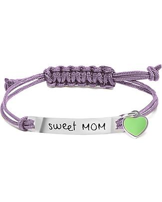 MAMIJUX Bracciale M'AMI Tag, Sweet MOM – E tu che tipo di mamma sei? Bracciali