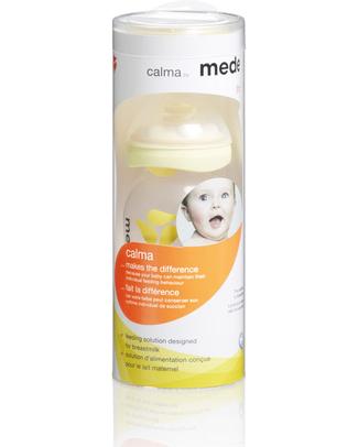 Medela Biberon 150 ml con Tettarella Calma - Riproduce la Suzione Naturale Biberon a Flusso Naturale