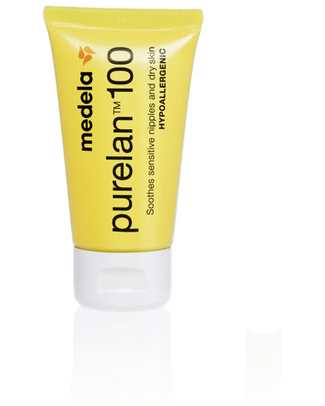 Medela Crema per Capezzoli Purelan™ 100 - 100% Lanolina Naturale (37 gr.) Prodotti Per La Cura Del Seno