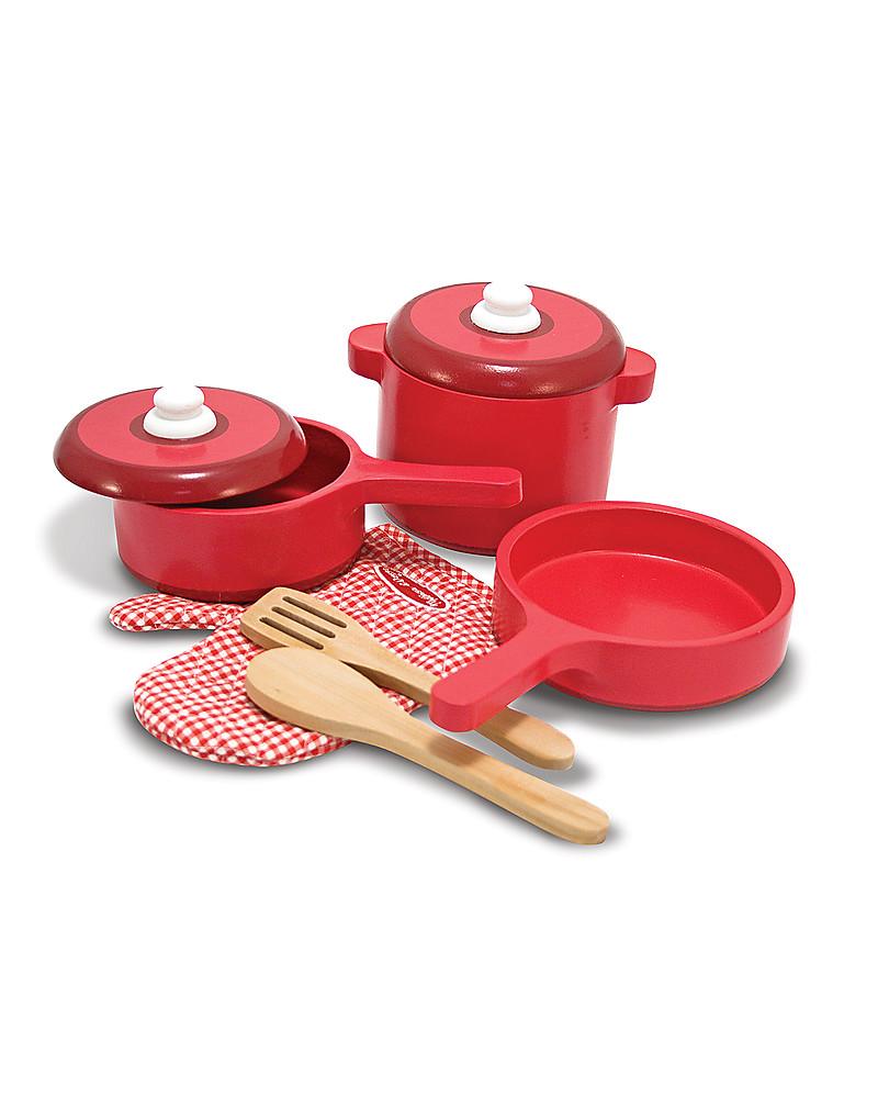 piatti e pentale giocattolo bambine