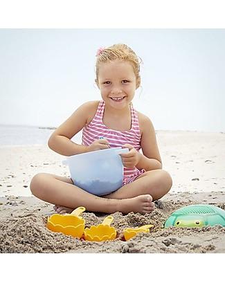 Melissa & Doug Set Spiaggia per Cucinare con la Sabbia, 7 Pezzi - Ottima idea regalo! Giochi Da Spiaggia