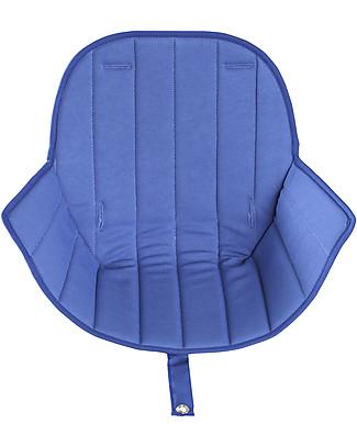 Micuna Seduta Luxe in Tessuto per Seggiolone Ovo One - Azzurro Seggioloni
