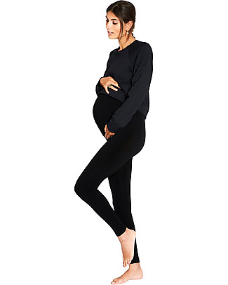 Milker Leggings Premaman In Misto Bamboo - Morbidissimi e Super Comfort! Leggings