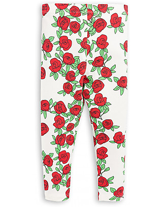 Mini Rodini Leggings Rose - Cotone bio, eco-friendly! Leggings