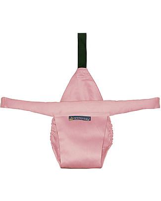 Minimonkey Minichair - Rosa - Seggiolino Universale da Tavolo - Sta anche in borsa! Seggiolini Da Viaggio
