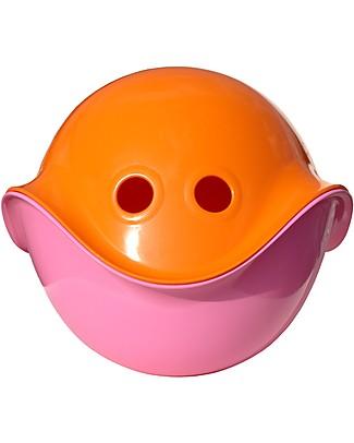 Moluk Bilibo Arancione – Gioco Innovativo, Versatile e Multipremiato (senza BPA, ftalati, lattice) Cavalcabili