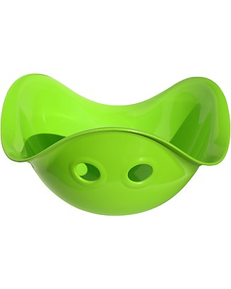 Moluk Bilibo Verde – Gioco Innovativo, Versatile e Multipremiato (senza BPA, ftalati, lattice) Cavalcabili