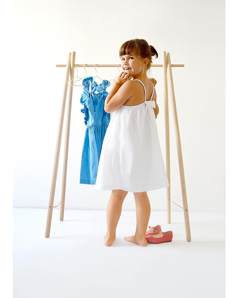 Appendiabiti Per Bambini In Legno.Mum And Dad Factory Appendiabiti Per Bambini In Legno Di