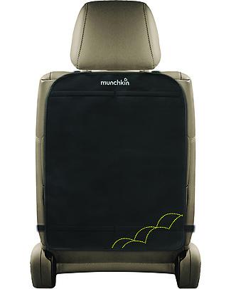 Munchkin Deluxe Kick Mat – Set 2 tappetini proteggi sedile Accessori Seggiolini Auto
