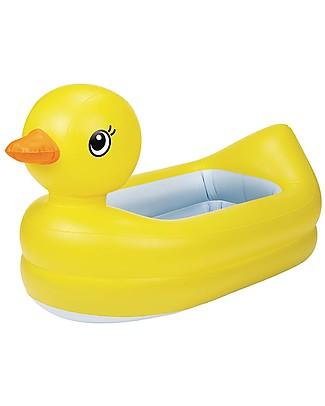 Munchkin White Hot Duck Tub - 6-24 months Bath Toys