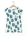 Nadadelazos Abito Bimba, Piscina - 100% jersey di cotone bio Vestiti