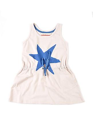 Nadadelazos Abito Bimba Senza Maniche, Hanoi - 100% jersey di cotone bio Vestiti