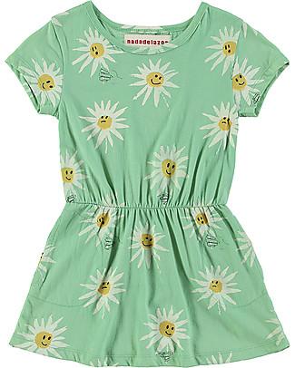 Nadadelazos Abito T-shirt Bimba, Stella Alpina - 100% cotone bio Vestiti