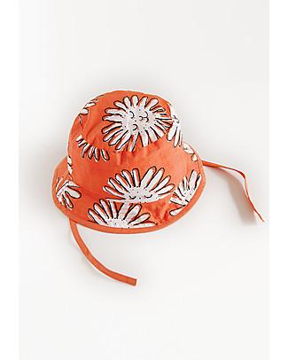 Nadadelazos Cappellino Parasole Little Dandelion - 100% cotone bio Cappelli Estivi