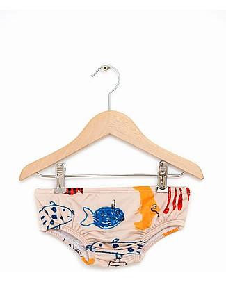 Nadadelazos Costumino Bimbo, Pesci del Mar Mediterraneo Costumi a Pantaloncino