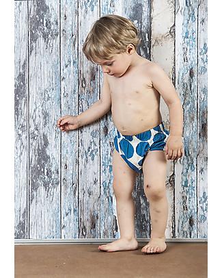 Nadadelazos Costumino Copripannolino Bimbi Bloomer, Dotto - Perfetto anche sopra il pannolino! Costumi a Pantaloncino