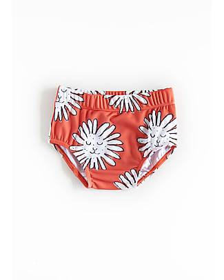 Nadadelazos Costumino Copripannolino Bimbi Bloomer, Little Dandelion - Perfetto anche sopra il pannolino! Costumi a Pantaloncino