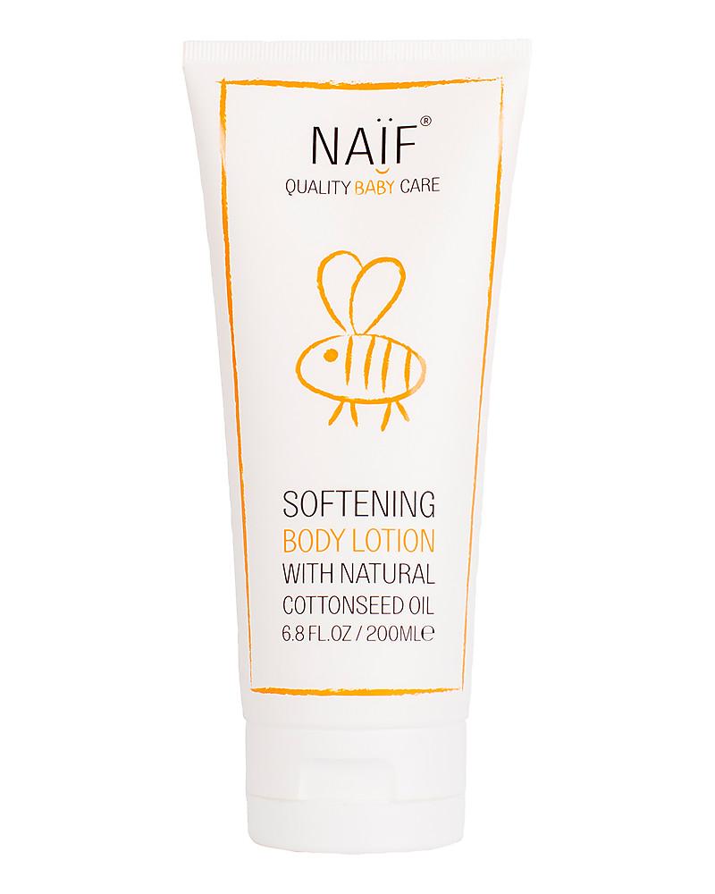 d059746cdb NAIF Baby Care Crema Idratante Naturale Corpo Baby all'Olio di semi ...