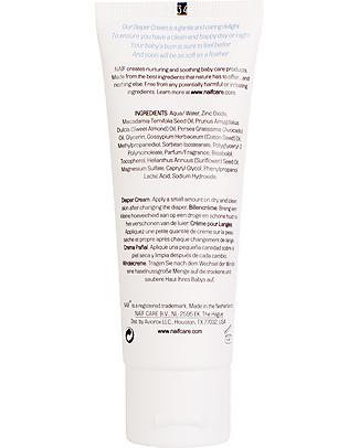NAIF Baby Care Crema Naturale per il Cambio – Senza SLS/SLES, Parabeni, Oli Minerali o PEG Crema Per Il Cambio