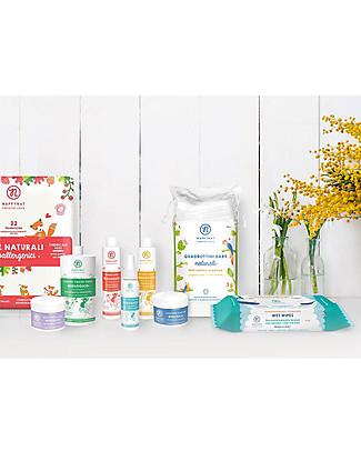 Nappynat Gel Igienizzante Biologico agli Estratti di Eucalipto e Aloe - 150 ml Bagno Doccia Shampoo