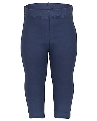 Noeser Levi Leggings, Sky Blue - Cotone bio elasticizzato Leggings