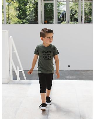 Noeser Pantaloni Corti, Neri – Cotone Bio Pantaloni Corti