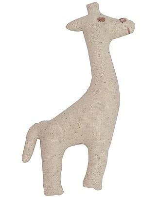 Numero 74 Animaletto di stoffa, Giraffa - Regalino perfetto anche per le feste Regalini