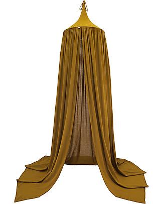 Numero 74 Baldacchino - Oro - Mussola di Cotone Baldacchini