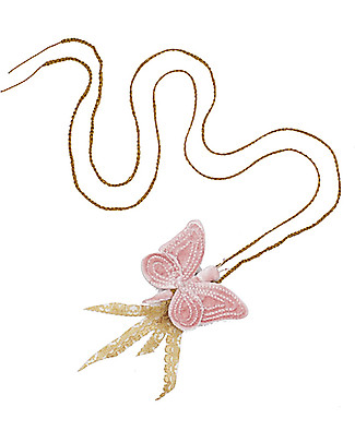 Numero 74 Butterfly Necklace - Pink - Perfect Party Favour! Party Favours